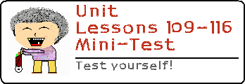 Lessons109116minitest